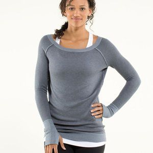 Lululemon Chai Time Pullover size 6